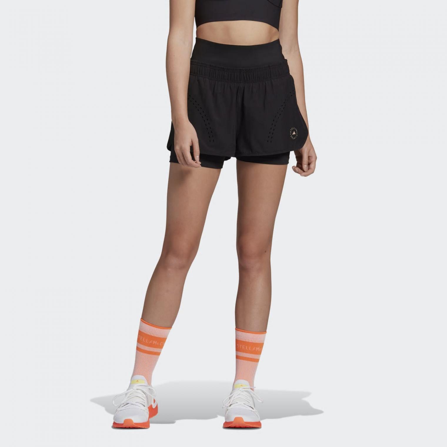 Pantalon Corto Adidas By Stella Mccartney Truepurpose High Intensity Black Pantalones Cortos Adidas Mujer Starline Magicians